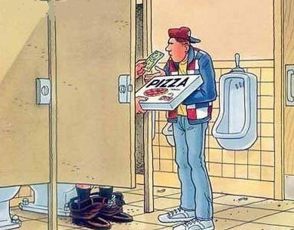Dessin_humour_pizza_aux_WC