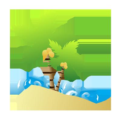 palmier = marseillan plage