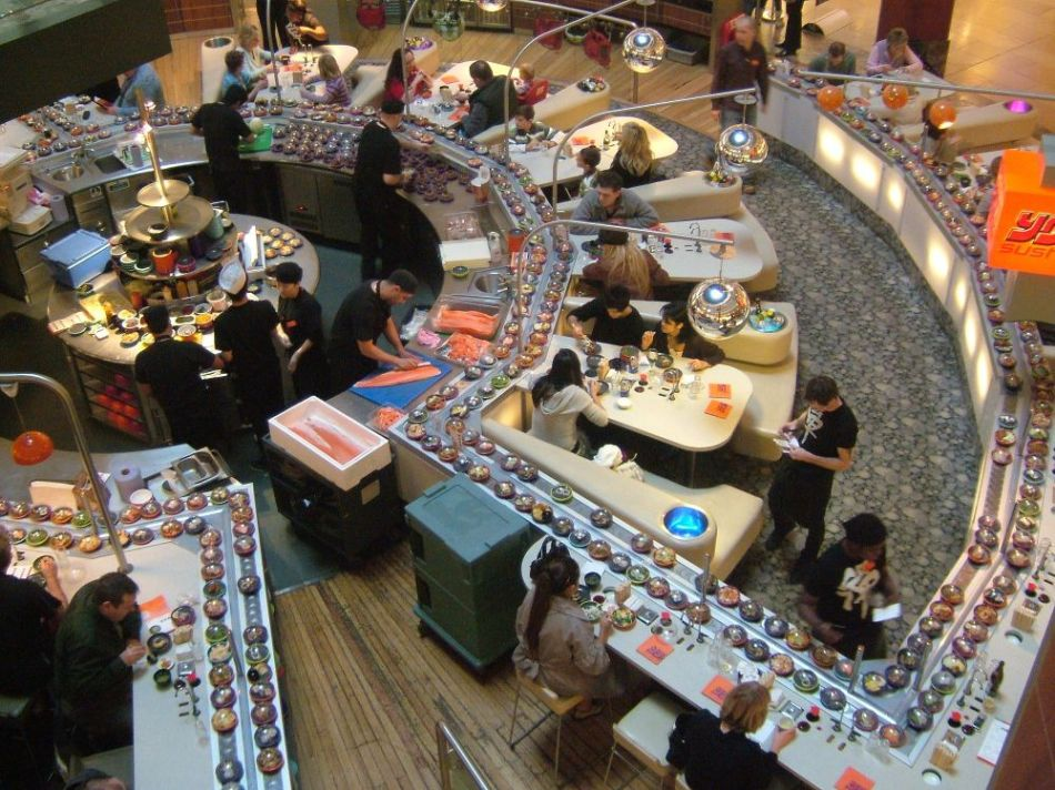 yo-sushi-in-bluewater-shopping-mall
